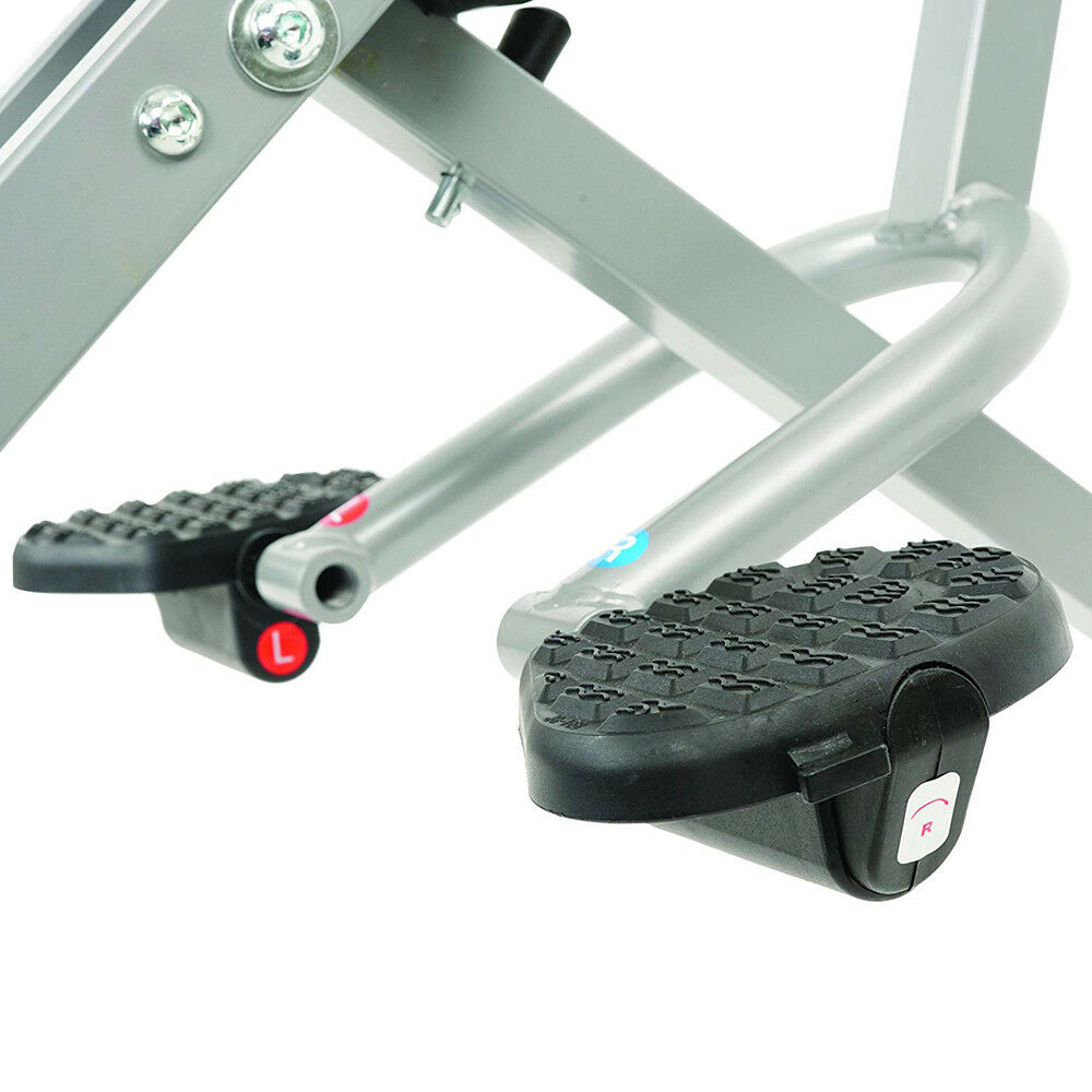 Sunny Health and Fitness Upright Squat Assist Row-N-Ride Trainer for Squat Exerc 6