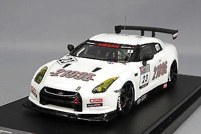 Hpi 1 43 Nissan Nismo GT-R RC Super Tec M.Kageyama T.Tanaka K.Hoshino