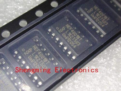100PCS HEF4001BT CD4001 SOP-14 IC original