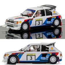 SCALEXTRIC Slot Car C3751 Peugeot 205 T16