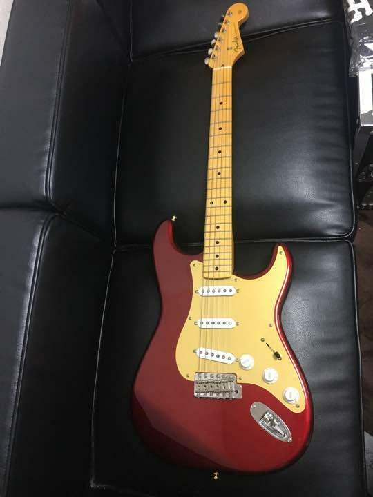 Fender Japan st57-tx OCR Strat Custom Japan popular electric guitar EMS F/S