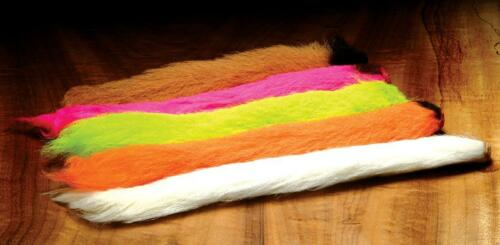 Calf Tails For Fly TyingChoice of ColoursGreat QualityHair Wings etc