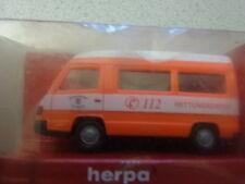 Herpa 043557 aus Sammlung Feuerwehr MB 100 FW Leipzig  in OVP (6590) Sammlung