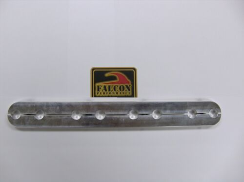 Chevy 283 327 350 400 Aluminum Rocker Arm Spring Loaded Stud Girdle Set USA-Made