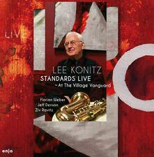LEE KONITZ - STANDARDS LIVE-AT THE VILLAGE VANGUARD  CD NEU