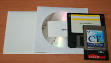 Compact Flash Adapter PCMCIA Amiga 600/1200 mit 256 MB  CF Karte Amiga Compatieb