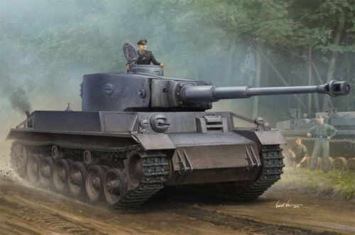 HOBBYBOSS® 83891 WWII German VK.3001 in 1:35 P