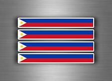 4x sticker decal car stripe motorcycle racing flag bike moto tuning maori