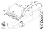 Nuevo original BMW serie 3 E90 E91 Cubierta De Panel De Carenado Parabrisas RHD 7180744