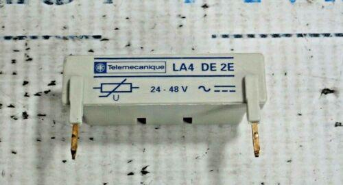 Details about  /TELEMECANIQUE LA4 DE 2E SURGE SUPPRESSOR 24-48V LOT OF 10