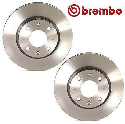 For Toyota Previa Rear Left or Right Brake Disc Rotor Vented 5 Lugs 291mm Brembo