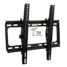 """Slim TV de montaje en pared de inclinación Bracket 32 40 42 48 50 55"""" pulgadas LED LCD pantalla plana"""