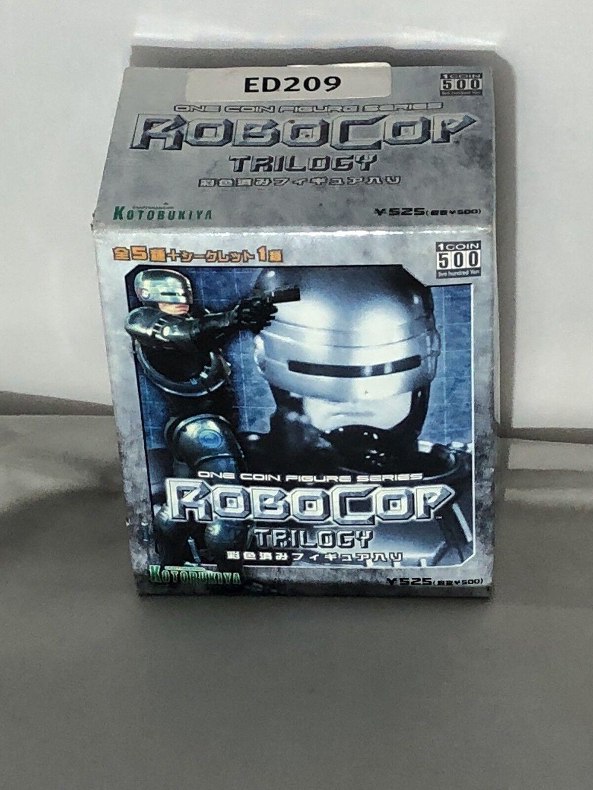 Kotobukiya Robocop One Coin Figure Series - ED209 (7.5cm) AF RC 29