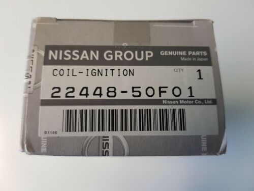 NEW GENUINE NISSAN SILVIA 200SX S13 S14 SR20DET IGNITION COIL PACK 22448-50F01