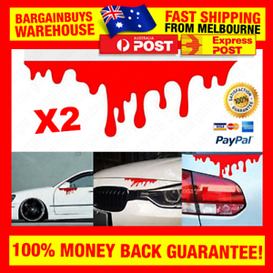 2pcs-Red-Blood-Bleeding-Car-Motorbike-Stickers-Auto-Tail-Light-Decals-Sticker