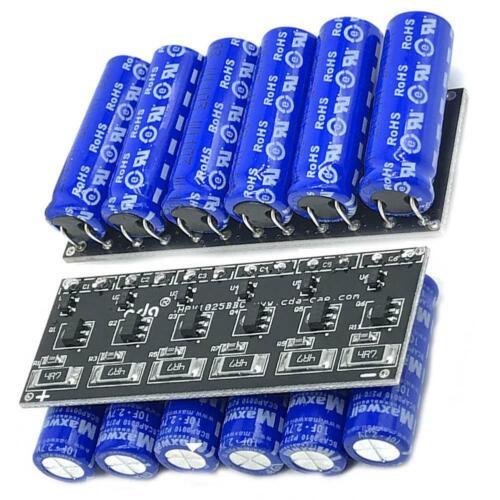 Super Capacitor 16V 2F Farad Capacitor Module 2.7V Board US M9J5 10F T0I2 K0S5