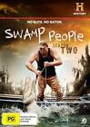 Swamp People : Season 2 (DVD, 2012, 4-Disc Set)