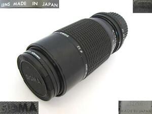 VINTAGE-JAPANESE-52mm-PHOTO-CAMERA-OBJECTIVE-HIGH-ZOOM-LENS-SIGMA
