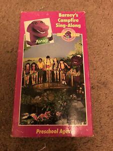 Barney & The Backyard Gang: Campfire Sing Along Original ...