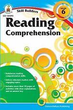 Reading Comprehension, Grade 6 (2011, Paperback)
