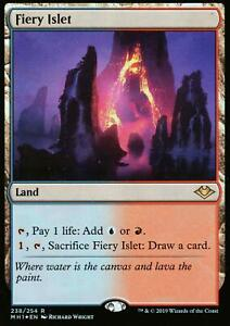 Fiery-Islet-FOIL-NM-M-Modern-Horizons-Magic-MTG