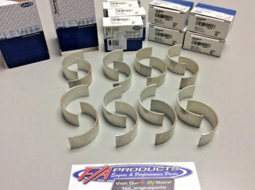 CLEVITE CB-663P-20 Chevy Small Block /& LS Engine Connecting Rod Bearing Set Of 8