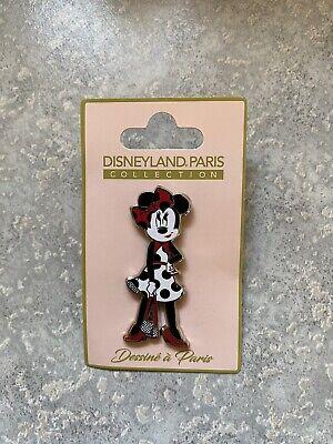 Figurine minnie classic with//classic with base disneyland paris