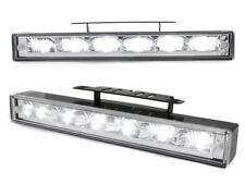 Dectane LGX12 Mit 6 SMD LED TAGFAHRLICHT+MODUL TFLM01 CHROM ECE R87 Zulassung