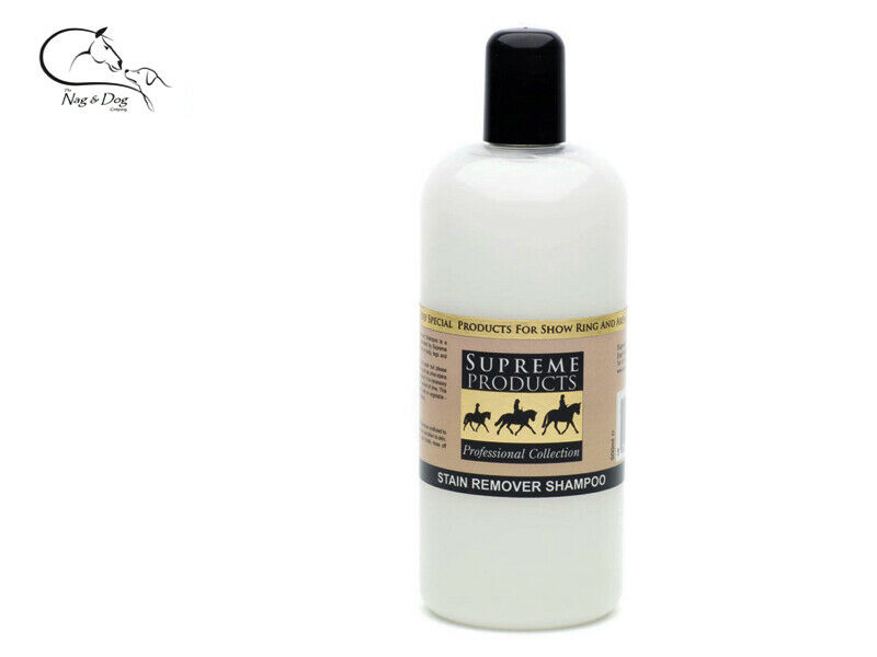 Supreme Products Stain Remover Shampoo Pony Horse Grooming FREE P&P