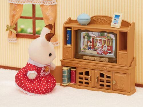 Sylvanian Families Calico Critters Comfy Living Room Set