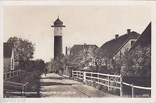 AK Nordseebad Wangerooge. Robbenstraße mit Leuchtturm.