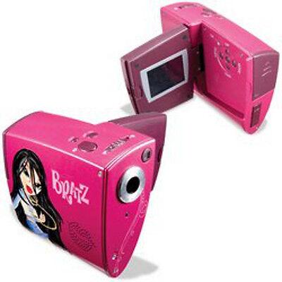 Bratz Blogged Video Camera 64 MB Camcorder - Pink Brand New Sealed