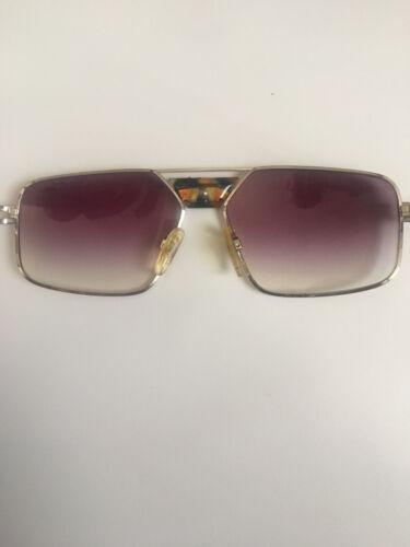 Vintage 1980s Cazal Sunglasses Mod 746 Size 59/16/