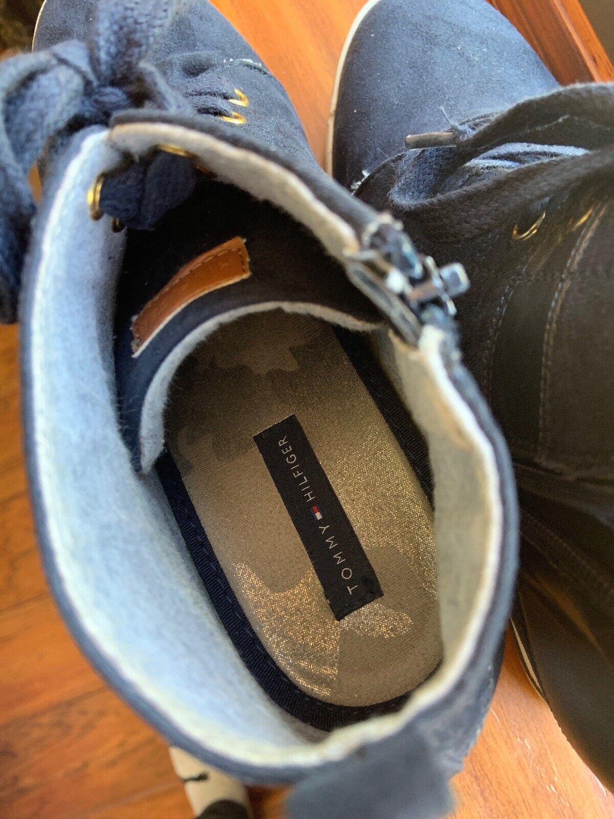 Tommy Hilfiger Boot Wedges - image 9