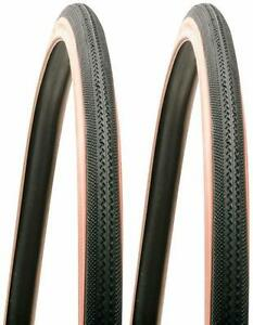 2-X-Raleigh-27-034-X-1-1-4-034-32-630-Road-Racing-Hybrid-Sports-Bike-Cycle-Tyre-T1241