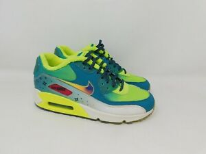 Nike-Air-Max-90-Premium-GS-Doernbecher-Shoes-Sneakers-Youth-6-Womens-7-5-Mens-6