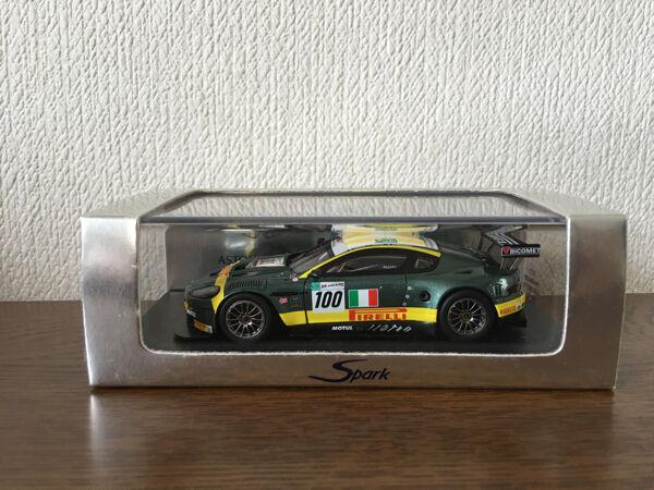 Spark 1 43 Aston Martin DBR9 Le Mans 2007 S1211