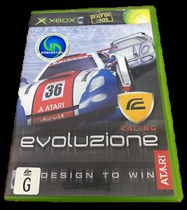 Racing Evoluzione XBOX Original PAL *No Manual