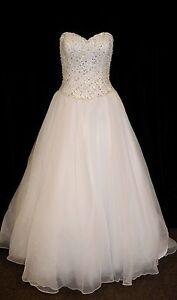 Ronald-Joyce-Designer-Wedding-Dress-68012-Radleigh-White-Size-16-RRP-1085