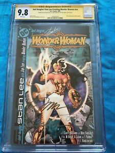 Just-Imagine-Stan-Lee-Creating-Wonder-Woman-1-DC-CGC-SS-9-8-3x-Signed