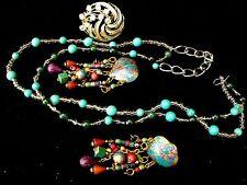 Vintage Costume Estate Jewelry Lot - Coro Brooch