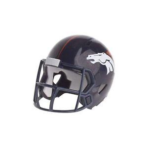 8db1afed Denver Broncos NFL Riddell Speed Pocket PRO Micro/Pocket-Size/Mini ...