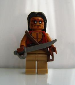 Yeoman Zombie Minifigure NEW Lego® Pirates of the Caribbean