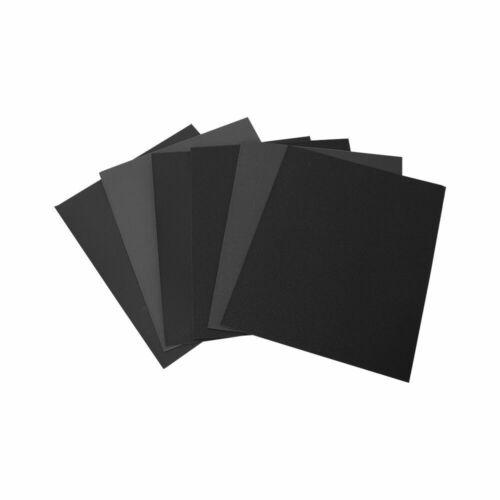 Papier abrasif 230x280mm étanche Mouillé ramené papier verni sable Meules