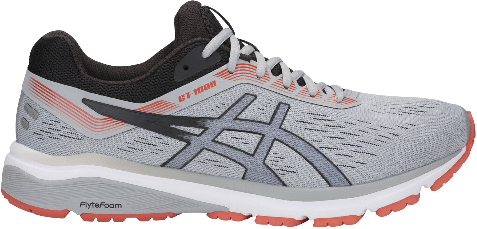 Asics GT 1000 7 Mens Running shoes  - Grey  the cheapest