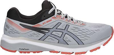 Liefern Asics Gt 1000 7 Mens Running Shoes - Grey 2019 Offiziell
