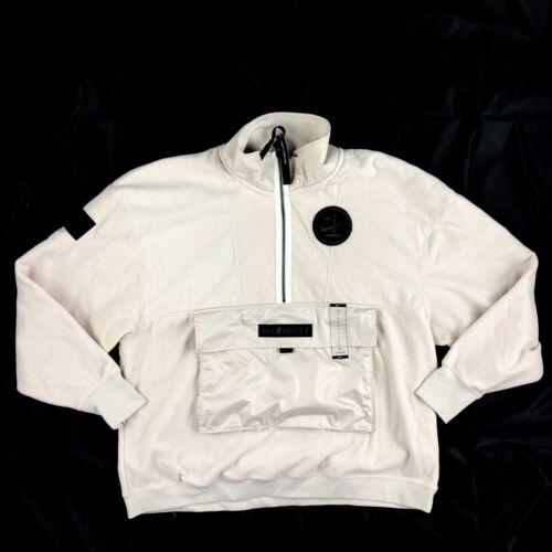 Nike AF1 Air Force 1 Fleece Sweatshirt Jacket Light Brown AJ0801-102 Men/'s S-XXL