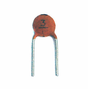 100pc Multilayer Ceramic Capacitor 224 0.22uF 50V X7R ±10/% Pitch=5mm RoHS Taiwan