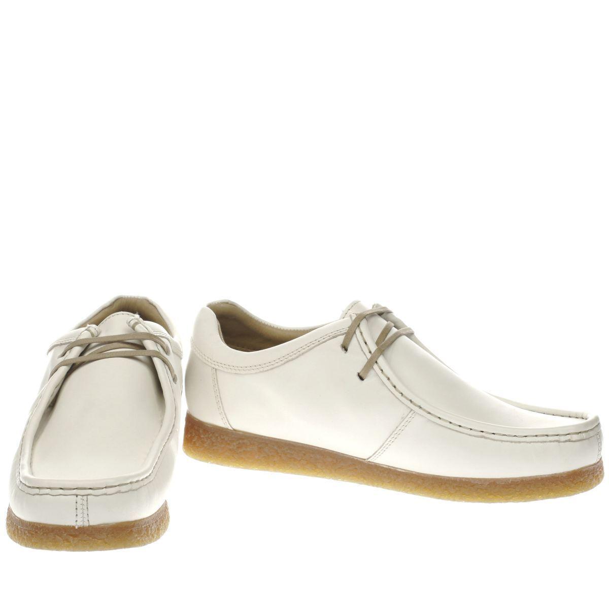 BASE LONDON 12 Weiß GENESIS Schuhe SIZE 12 LONDON d98c9a