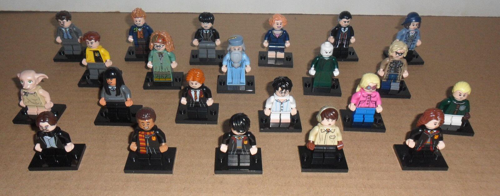 Lego Harry Potter  Fantastic Beasts Minifigures  complete set of 22